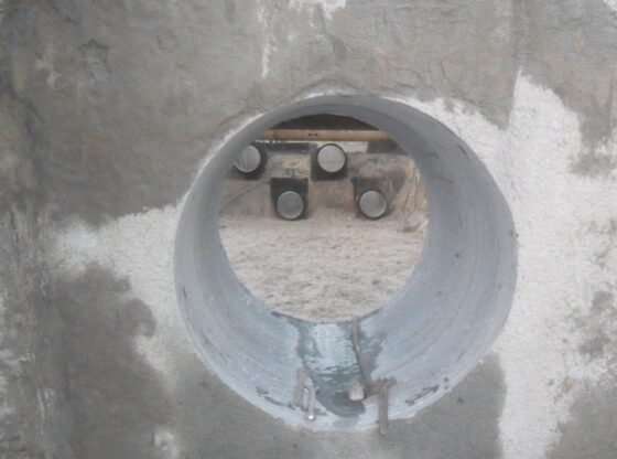 wiercenie w betonie